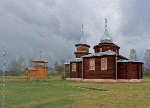 Церковь Владимира Равноапостольного в Усть-Долыссах