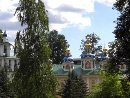 Свято-Успенский Псково-Печорский. фото. справочник