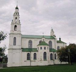 Полоцк. Софийский собор. фото
