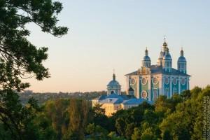 Смоленск. Свято-Успенский Кафедральный Собор
