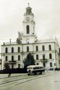 Витебск. Ратуша. фото