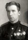 Я.З. Слепенков. Герой Советского Союза. Невель.