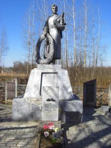 Воинское захоронение Телешово