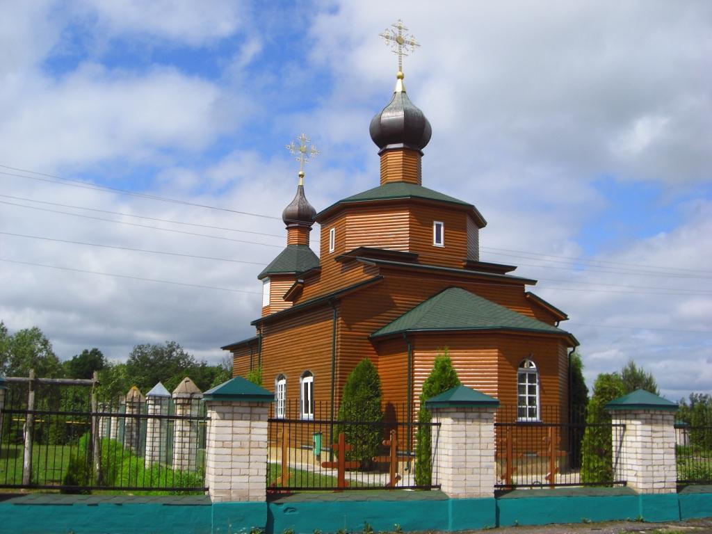 Храм Новосокольники фото