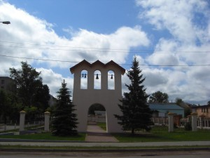 Звоница Новосокольники фото