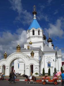 Храм Поставы фото