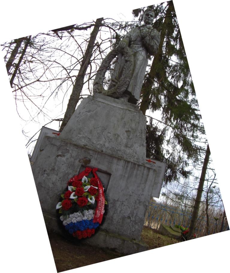 д. Столбово весна 2014 года