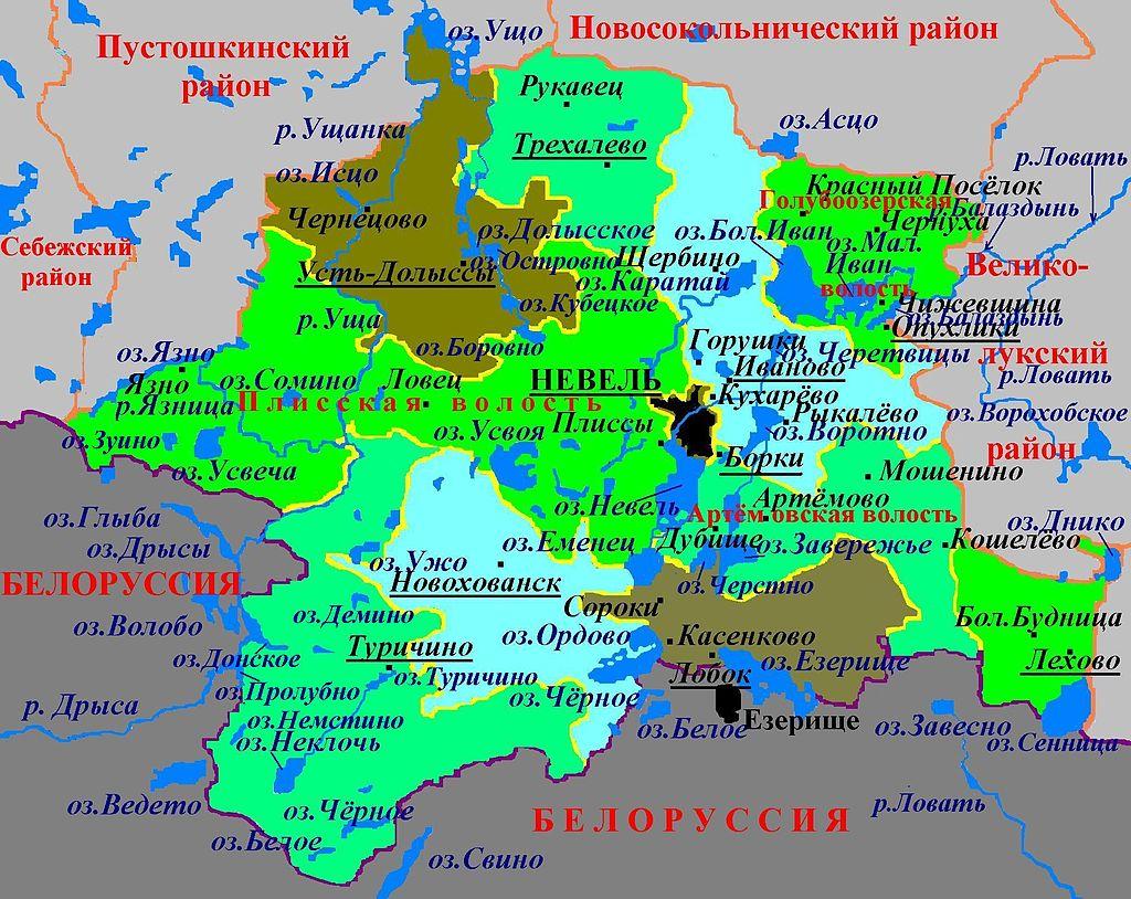 Невельский район