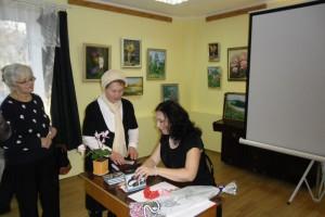 Дарья Петрова. Невель. фото
