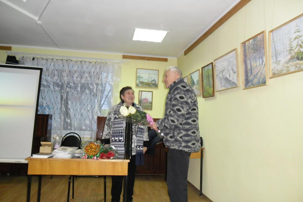 Л.М. Максимовская фото Невель