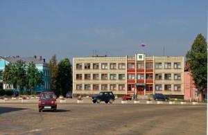 Площадь Ленина фото Невель