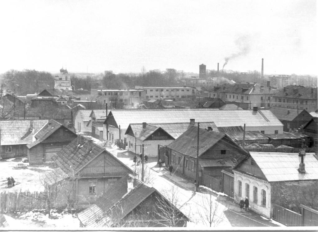 Комсомольская улица Невель фото