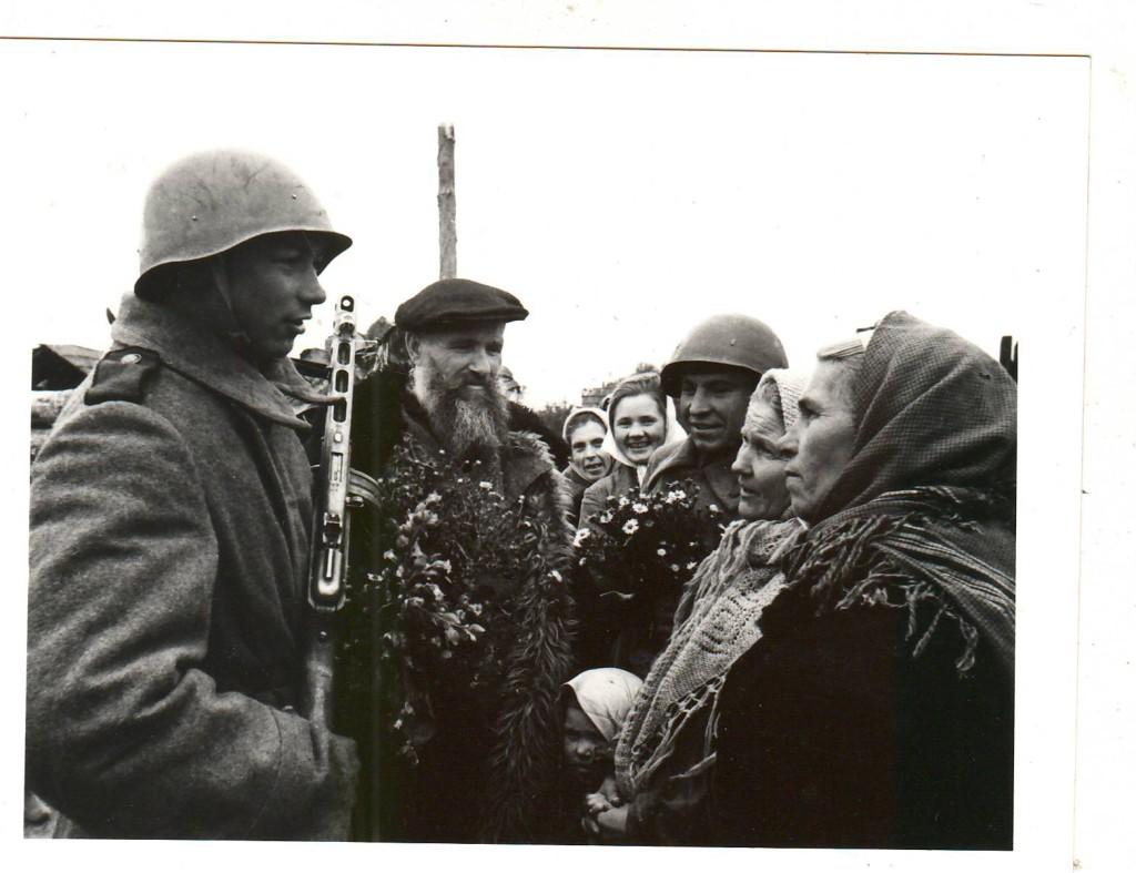 Слава воинам освободителям Невель фото