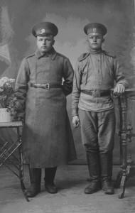 Жигач Мирон Великая война Невель фото