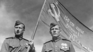 Знамя Победы Гребнев