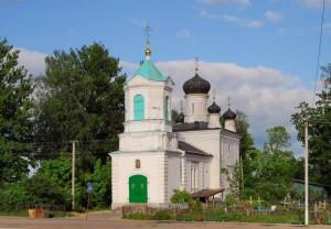 Невельская Свято-Троицкая церковь фото