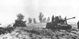 Сандомирский плацдарм 1944 г.