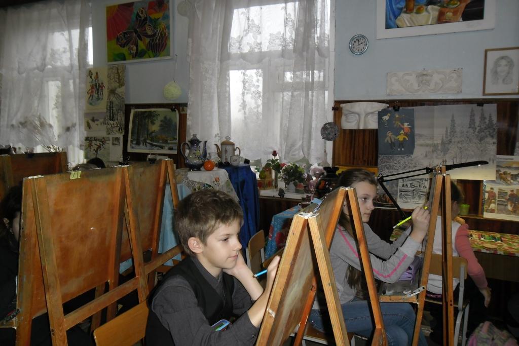 Школа искусств Невель