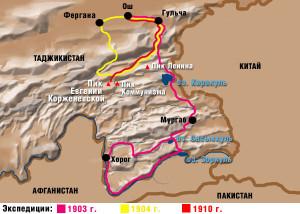 Корженевские Невельский уезд