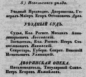 Невельский уезд