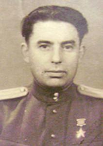 Морозов Е.Т. Герой Советского Союза Невель