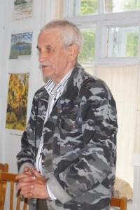 Александр Гаврилович Желамский Чернецово Невельский район