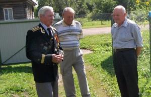 Алексей Гаврилович Гусаков Герой Советского Союза Невель фото