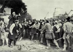 Волнения невельских крстьян