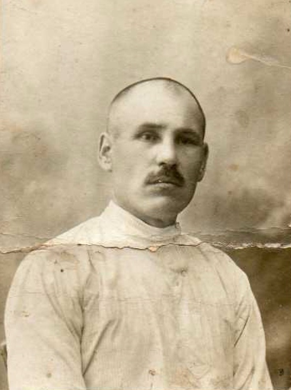 Сергей Колондук, г. Саратов 9 июня 1918 года