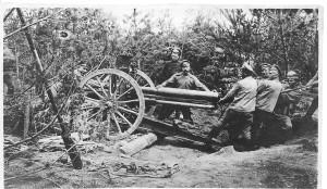 В 25-й артиллерийской бригаде