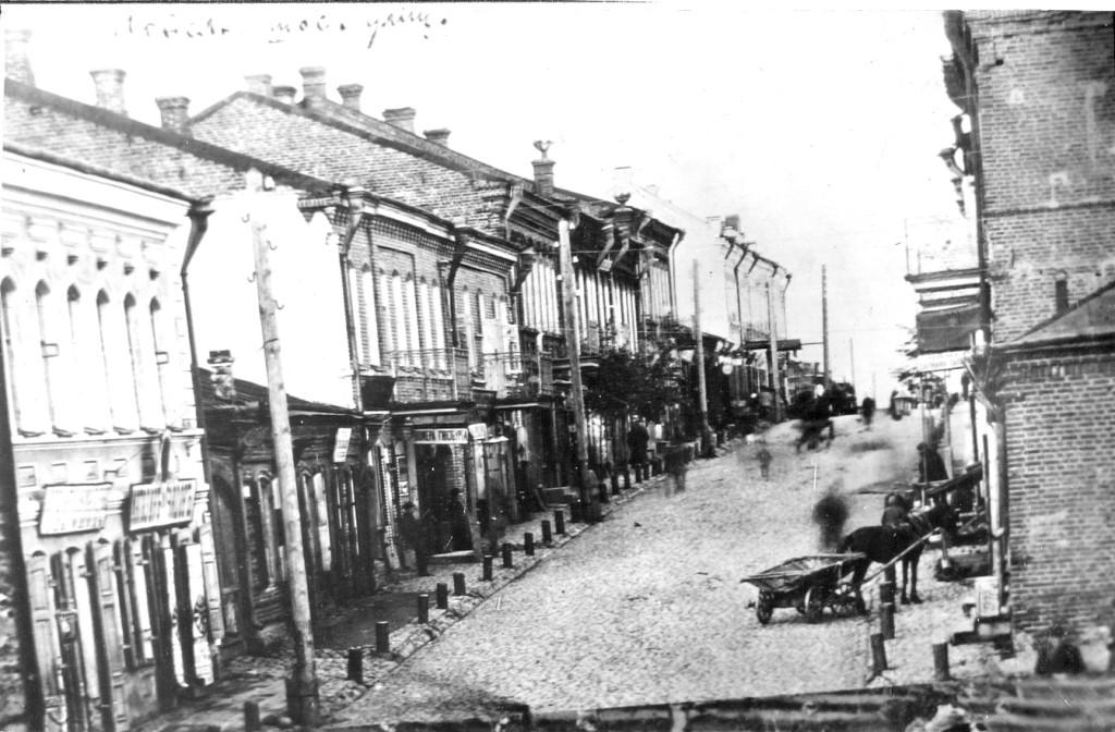 Улицы Невель фото