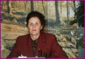 Захаренко Галина Владимировна
