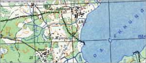Дубокрай Невельский район карта