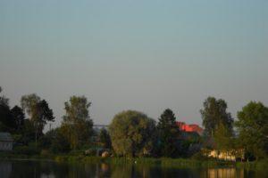Невель Троицкое озеро фото