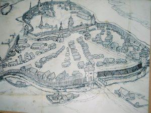 Замок Невель