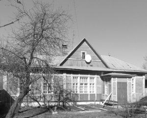 Дом Скачевских Невель