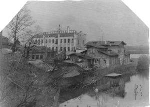 Щетинная фабрика Невель