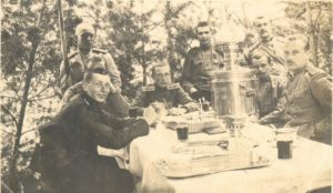 Братья Шильдер в имении Зубарево