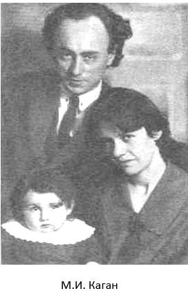 М.И.Каган