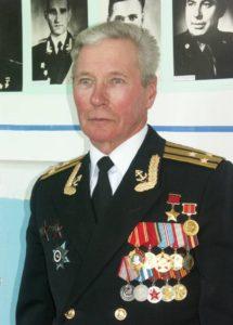 Алексей Гаврилович Гусаков Невель