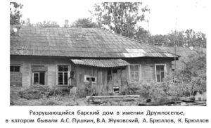 Дом в Дружноселье