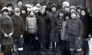 Встреча в Поречье с А.И.Ивановой