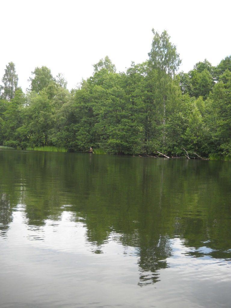 озеро Оборотное Невельский район