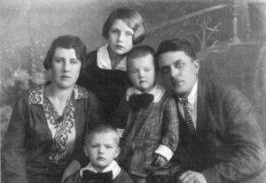 Семья Петкевич