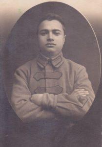 Папа Иткин Борух, 1925 г.