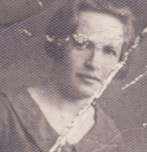 Мама Иткина Рахиль (Черневич)