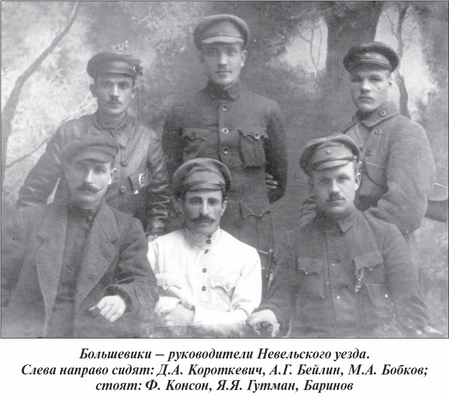 Большевики Невель