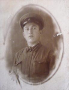 Х.А. Канаматов фото Невель