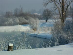 Невель зима фото