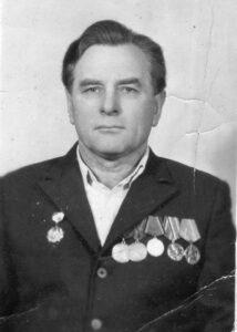 Шарандо Г.С Невель
